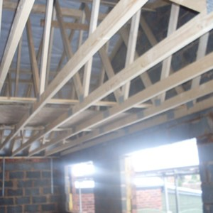 Bungalow Extension Sheffield March 2011 6