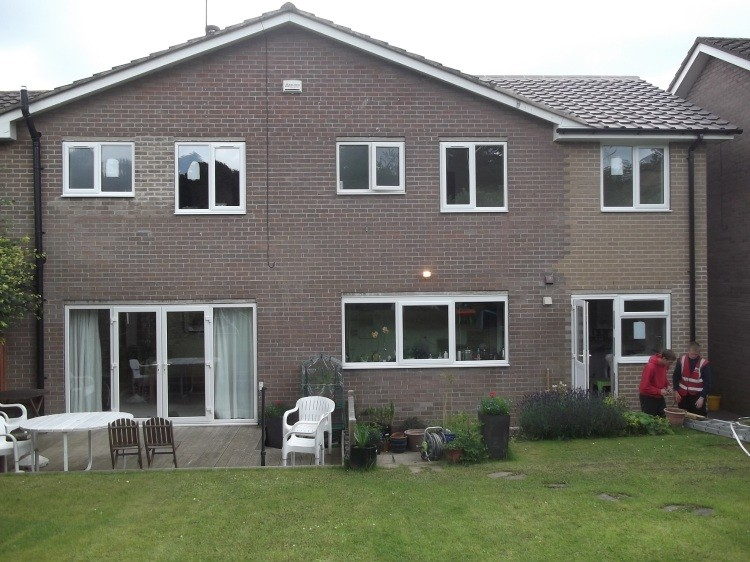 Double Story Extension Fullwood Sheffield