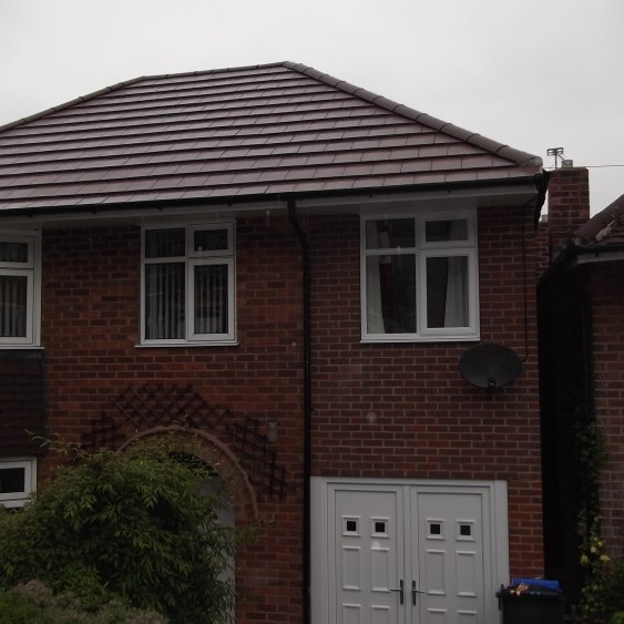 Double Story Extension Greenhill Sheffield