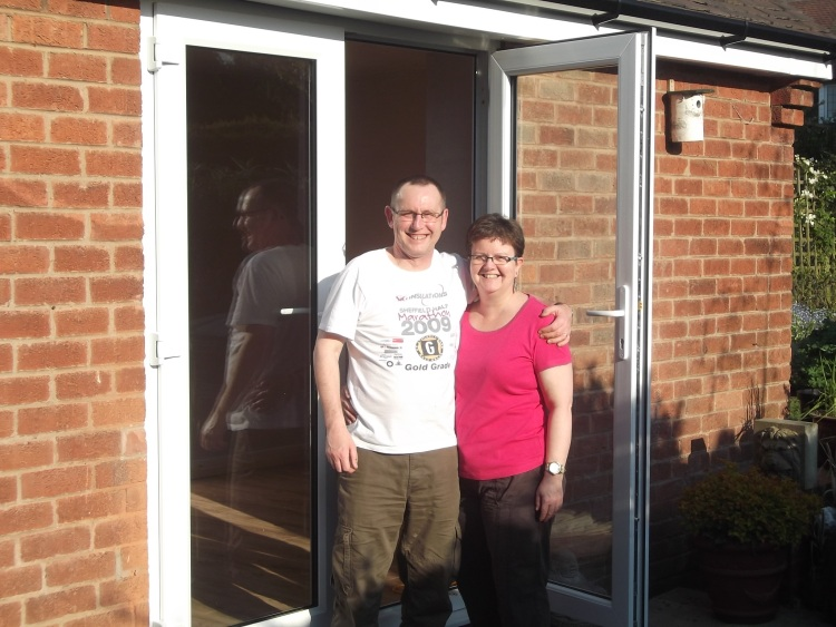 Garage Conversion Chesterfield April 2012 18