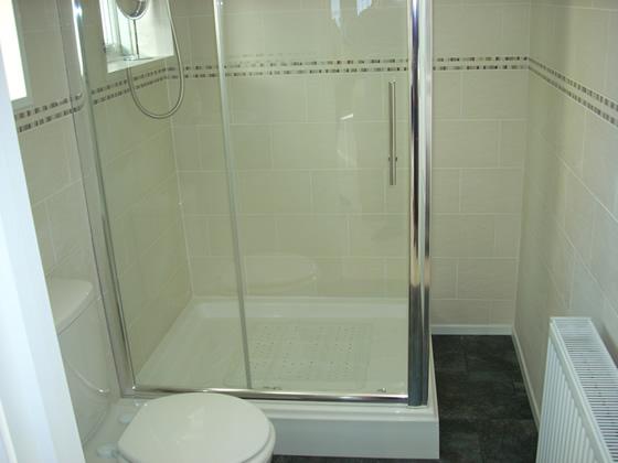 Garage Conversion Ideas shower-room