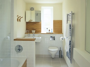 Garage Conversion Ideas small-bathroom