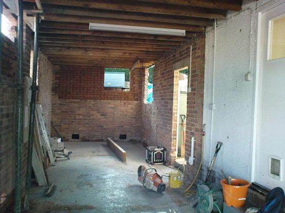 Garage Conversion Work in Progress work1-large
