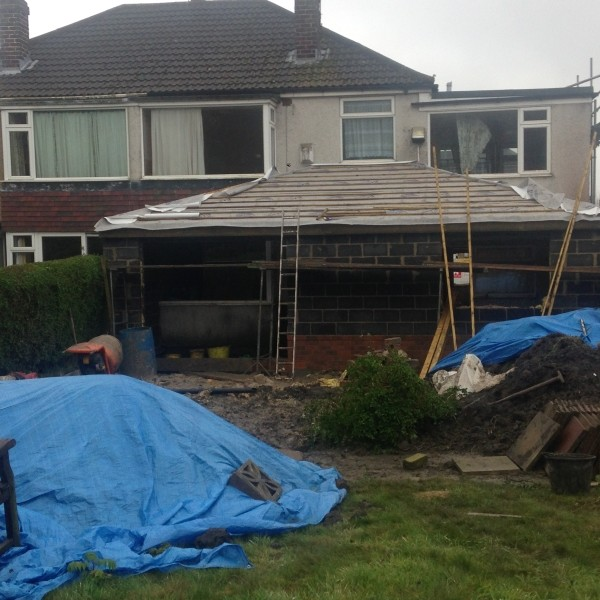 House Extension May 2016