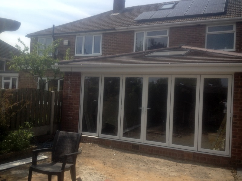 Large Extension Dronfield Sheffield
