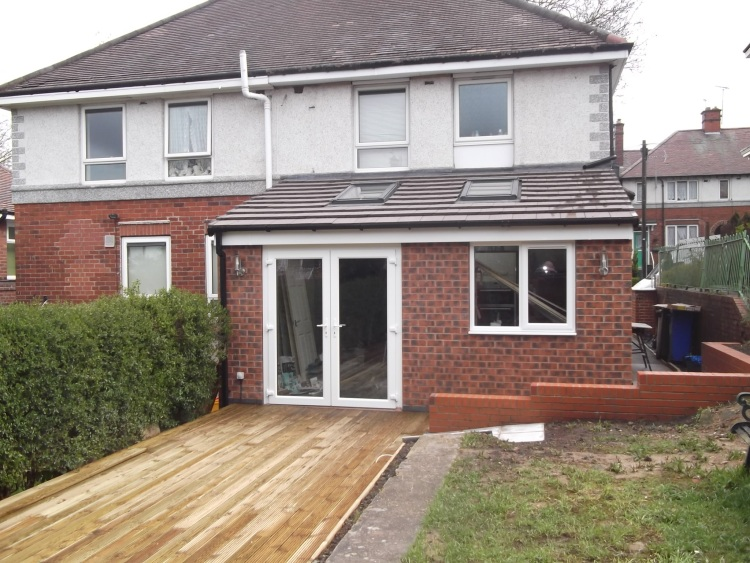 Single Story Extension Cost >> Single Storey Extension Sm Construction Sheffield Builder