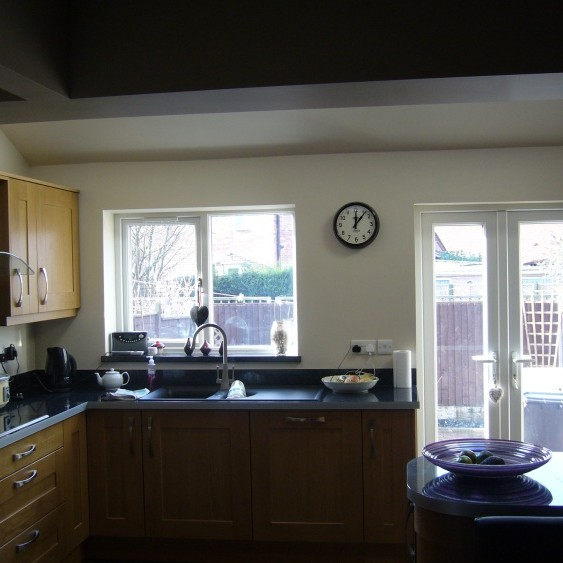 Single Story Rear Extension Woodhouse October 2011 23