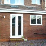 Single Story Rear Extension Woodhouse October 2011 26